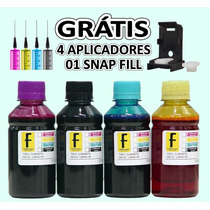 Kit Tinta Recarga Cartucho Canon Mg2910 Mg2410 Mg2510 Ip2810