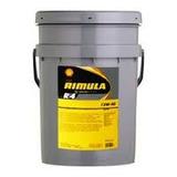 Aceite Shell Rimula R4 15w40 Balde 20 Litros