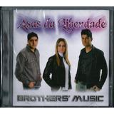 Cd Brothers Music - Asas Da Liberdade - A70