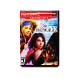 Final Fantasy X-2 Nuevo Ps2 - Playstation 2