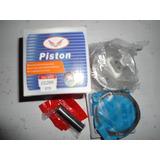 Kit Piston Anillo Pasador Cuclilla De Jaguar 200cc Standar