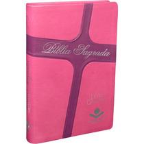 Bíblia Sagrada Revista E Atualizada Letra Grande Frete Gráti