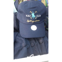 Gorra Polo Club