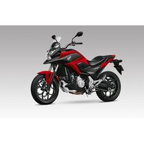 Peças Para Honda Nc 700 Motor Rodas Farol Painel Moto Sucata