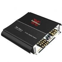 Amplificador Expolsound Xm-1600 4. Ch 1600w Pronta Entrega