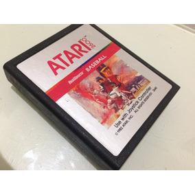 Real Sport Baseball - Atari 2600 (original Importado)