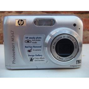 Camara Digital Hp Photosmart M 547 6.2mp 3 X Zoom
