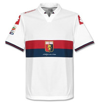 Jersey Genova Calcio Italia Lotto Local Visita 2014-15