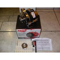 Alternador Msd Dynaforce 160 Amp Cromado Gm Cs130
