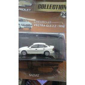 Chevrolet Collection Vectra Gls 2.2 1998 Vol.24 Lacrado