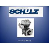 Compressor Ar - Vw 22.140 - Motor Mwm D229-4 / D229-6