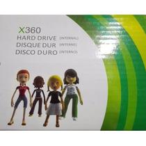 Disco Duro 250 Gb Xbox 360 Slim Y Slim E Nuevo Original