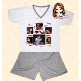 Pijama Masculino Personalizado Dia Dos Pais