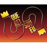 Novela Que Rei Sou Eu?13 Dvds +promoção Brinde!!!!!!!!!!!!!!