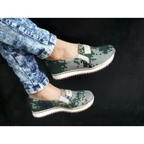 Zapatos Colombianos Diesel Dama