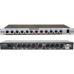 Crossover 3 Vias Estereo+subwoofer Sc-203 American Pro.