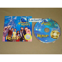 Alegrijes Y Rebujos Disco Rebujo 2003 Wea Cd