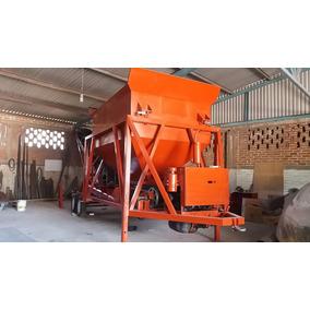 Planta Dosificadora De Concreto Diesel Y Electrica
