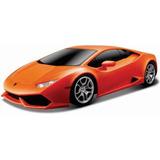 Maisto 1/24 Lamborghini Huracan En Metal P/ Armar Decorado