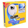 Kit 60 Directv Prepago Antena Satelital +20mts Coaxil Nuevo