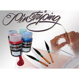 Tintas Para Pinstriping / Striping / Filetes - 100ml