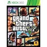 Gta 5 Grand Theft Auto 5 Xbox 360 Cd Fisico Sellado Original