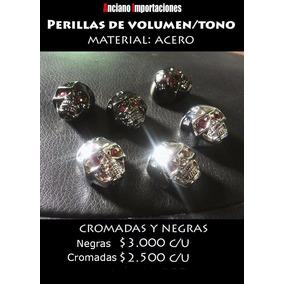 Perilla De Volumen (creaneo De Acero) Sin Stock