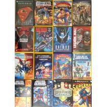 Colección Películas Animadas Dc Cómics Súper Héroes