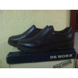 Zapatos Ds Work, Originales Importados, Talla 11.