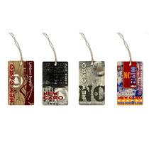 Etiquetas Colgantes Ropa X 5000 | Hang Tags | Full Color