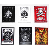 Un Mazo De Cartas De Coleccion Bicycle A Elegir Entre 6 Mods