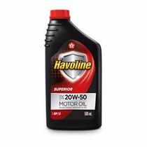 Óleo Texaco Havoline Superior 20w50