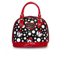 Bolsa Minnie Mouse Charol Loungefly Disney 2016