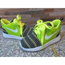 Zapatos Deportivos Nike Roshe Run De Niños
