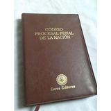 Código Procesal Penal De La Nación Euro Editores Envios Mdq