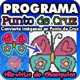 Programa Para Convertir Imagen En Punto De Cruz + Patrones