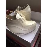 Zapatos María Cher Talle 35 Nuevos Sin Usar