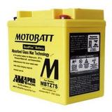 Bateria Para Moto De Trilha 100cca Mbtz7s 6,5 Ha Motobatt