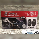 Alarma Para Carros X-shield Anti Escaner