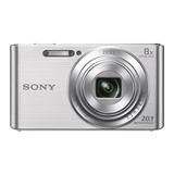 Camara Sony Dscw830 Plata