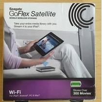 Disco Duro Seagate Goflex Satellite Wifi 1ayba1 500 Gb