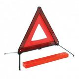 Baliza Reflectiva Triangulo Plegable C/ Soporte Y Estuche