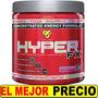 Hyper Fx 30 Servs Bsn Potente Pre Entreno Quemador De Grasas