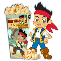 Kit Imprimible Jake Y Los Piratas Candy Bar - Promo 2x1 !