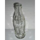 Antigua 2* Botella Gaseosa Coca Cola Argentina 185 Cc Dec 60
