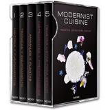 Modernist Cuisine - En Español - 5 Tomos + Caja Cuadernillo