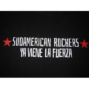 Polera Estampada Sudamerican Rockers Los Prisioneros