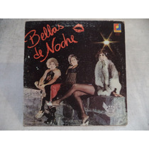 Three Souls In My Mind Bellas De Noche 1980 Lp Rock Mexicano
