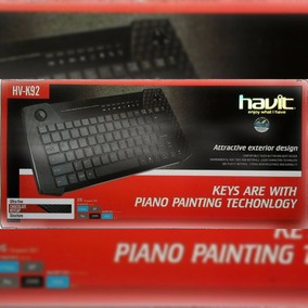 Teclado Havit Usb Hv-k92 Windows Vista-xp,me,2000,0sx