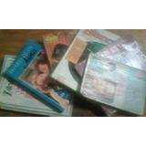 2947 Lote 6 Libros/ Revista Corin Tellado/jazmin/julia/deseo